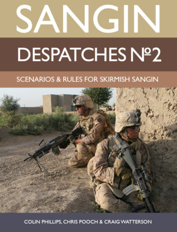 Sangin Despatches 2 Cover